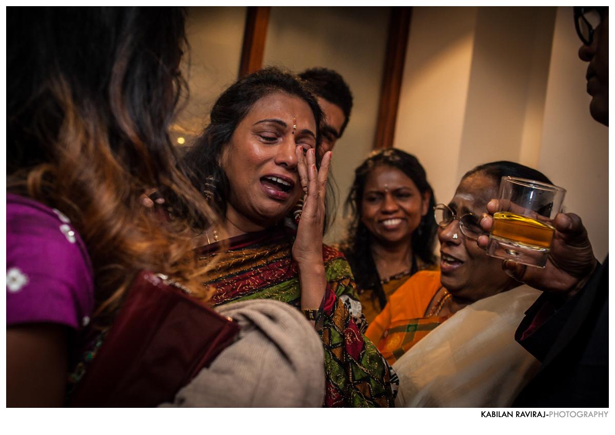 Aunty Kala's Surprise 50th Birthday - Tamil Wedding