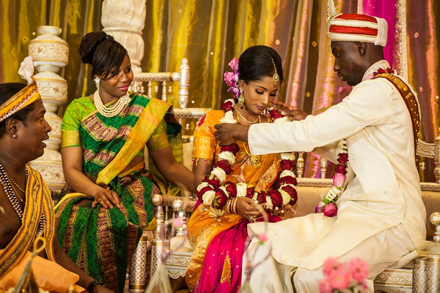 Tamil hindu wedding