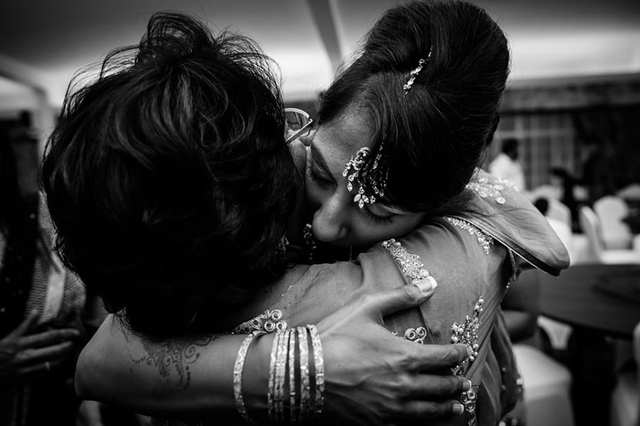 A Bride's Goodbye
