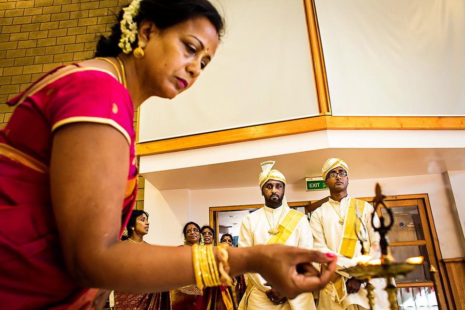 Priya and Jayson- Tamil Hindu Wedding
