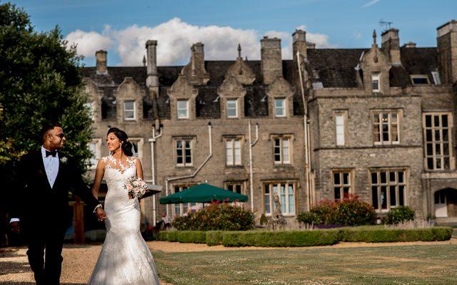 Tharshana and Koby - Shendish Manor Wedding