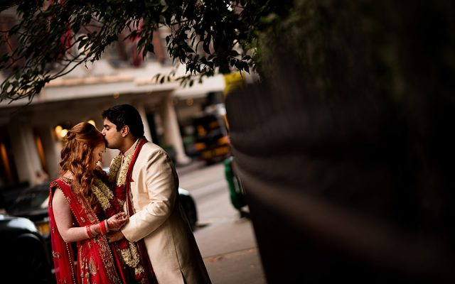 Monica and Rohan - Radisson Blu Portman Square